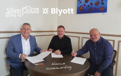 SilverCloud Zorg IoT, value added partner van Blyott
