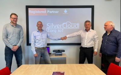 SilverCloud Zorg IoT wordt Docksters Solution Integration Partner voor de zorgsector
